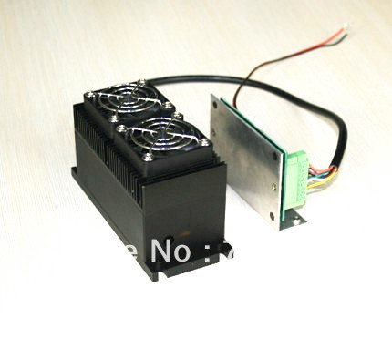 445nm 450nm 3200mw 3w Blue Laser Diode Module With Ttl Analog Modulation Fo