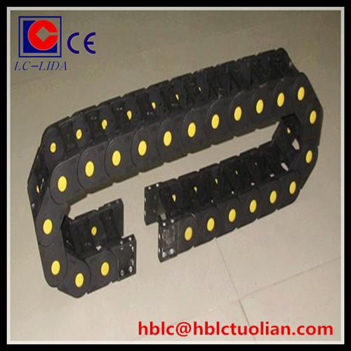 45 Series Flexible Cnc Plastic Energy Cable Drag Chain