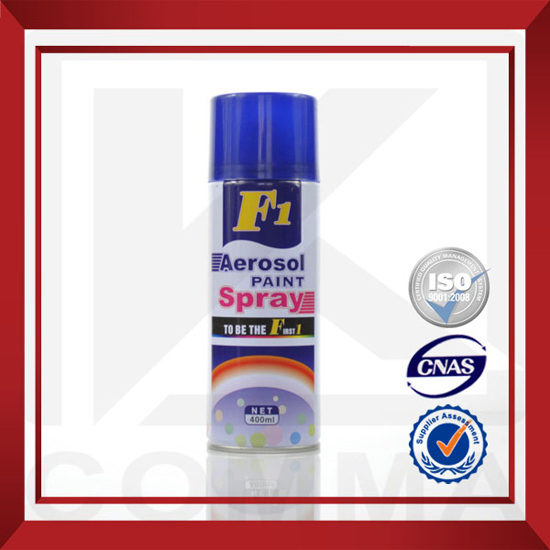 450ml Fast Dry Bicycle Spray Paint