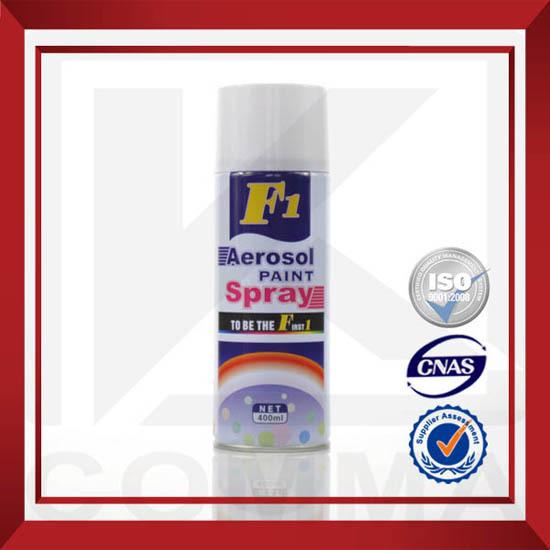 450ml Multi Colors Acrylic Spray Can