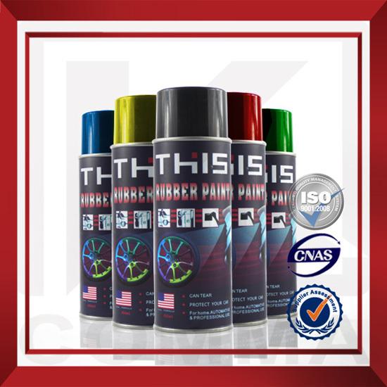 450ml Plastic Paint Liquid Coating