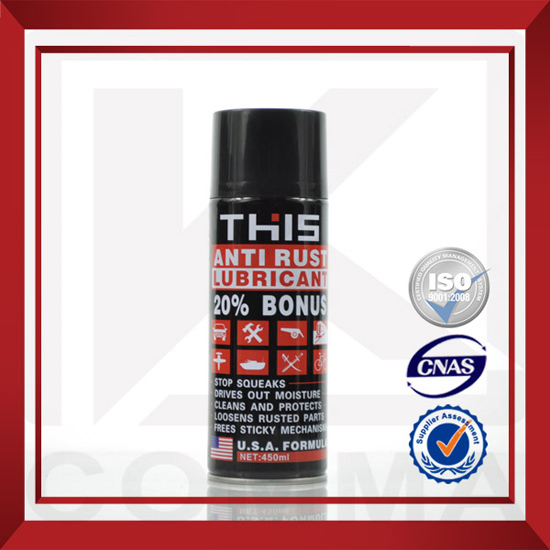 450ml Rust Removal Spray