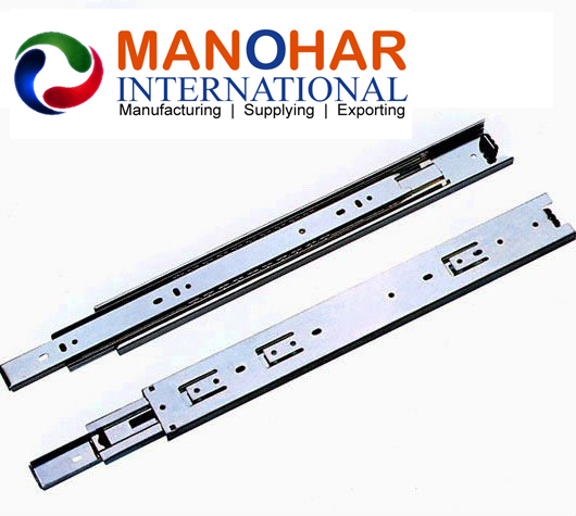 45mm Full Extension Three Fold Drawer Slides