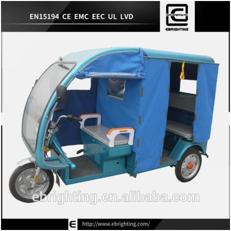 48v800w 60v1000w Electric Tuk For Sale Passenger Rickshaw Aut