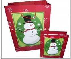 4c Printing White Kraft Paper Packaging Bag