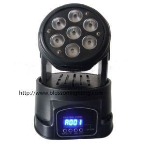 4in1 Mini Led Moving Head Light Bs 1003