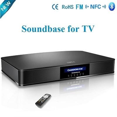 5 1 Soundbar Bluetooth Speaker For Tv With Built In Subwoofer Nfc Fm Usb Al
