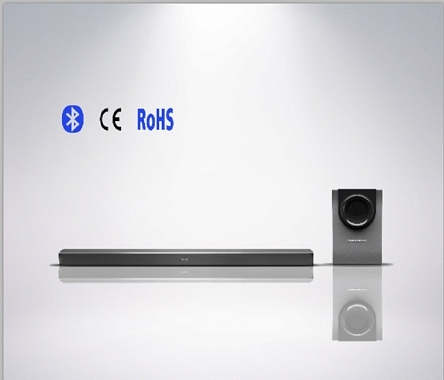 5 1 Wireless Home Theater Tv Soundbar With External Subwoofer