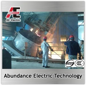 5 100t Electric Arc Furnace For Sales