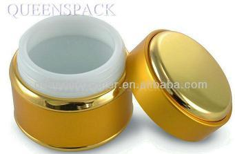 5 15 20 30 50 100 200g Aluminum Jars For Cosmetic Packing