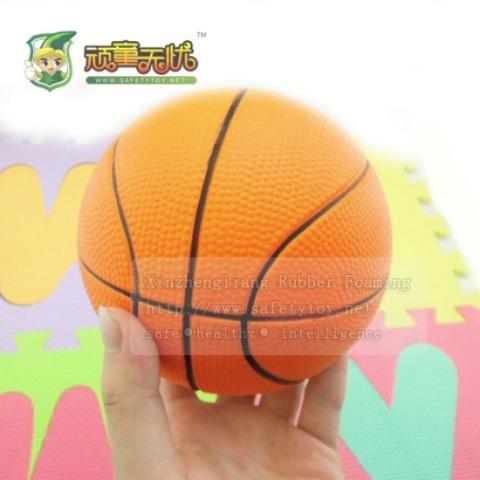 5 65282 Pu Pvc Stress Ball Foam Basket