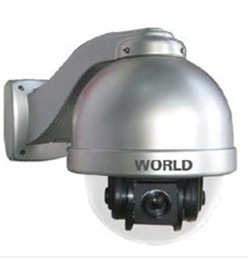5 7 Cctv High Speed Dome Camera With Ptz