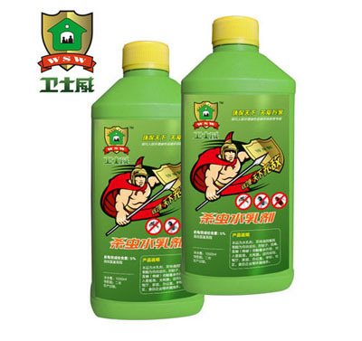 5 Tetramethrin Permethrin Insecticide Ew