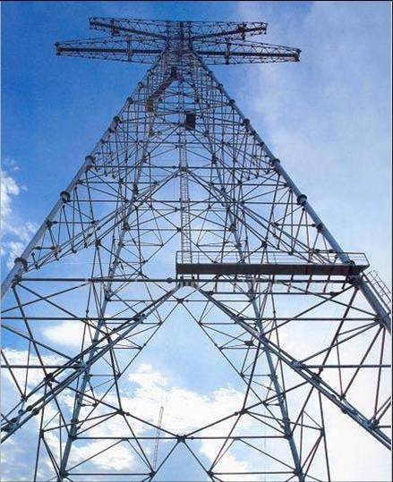 500kv Electric Power Transmission Tower