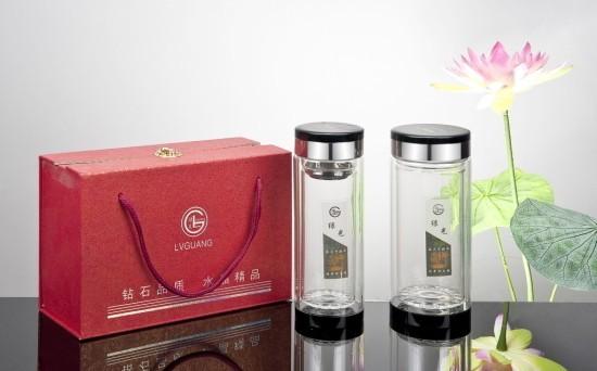 500ml Clear Glass Tea Cup