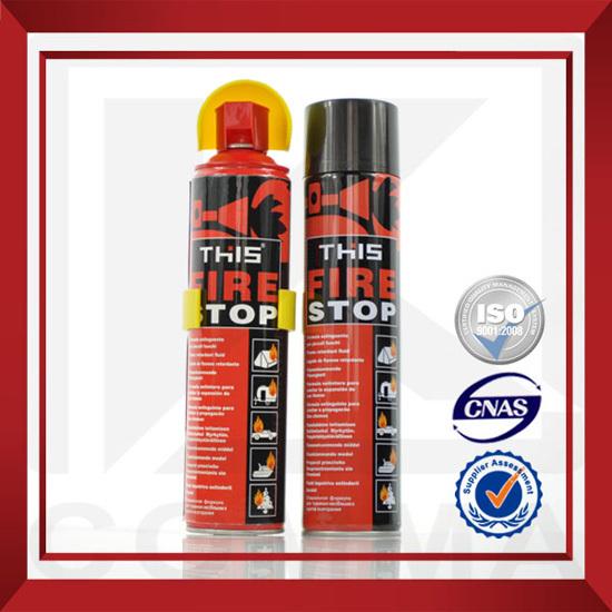 500ml Gas Fire Extinguisher