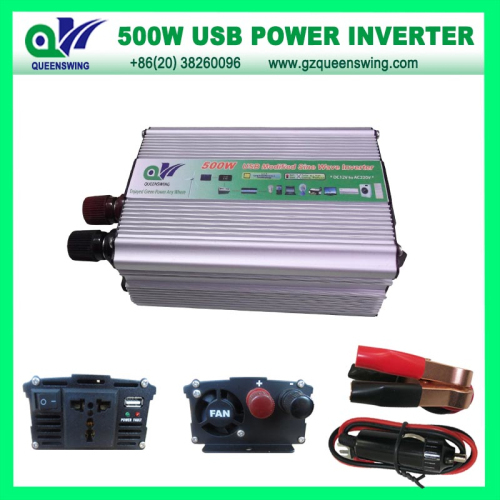 500w Car Power Inverter With Usb