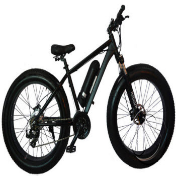 500w Fat Tyre Electric Bike In China Sobowo Bicycle