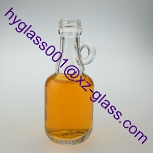 50ml Clear Glass Bottle For Liquor Wholesale