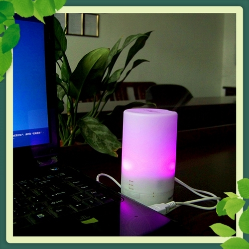 50ml Colors Ultrasonic Aroma Diffuser