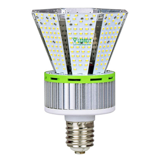 50w Led Torch Light Replacement 175w 225w Metal Halide Hps