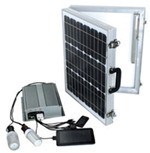50w Portable Solar Power System