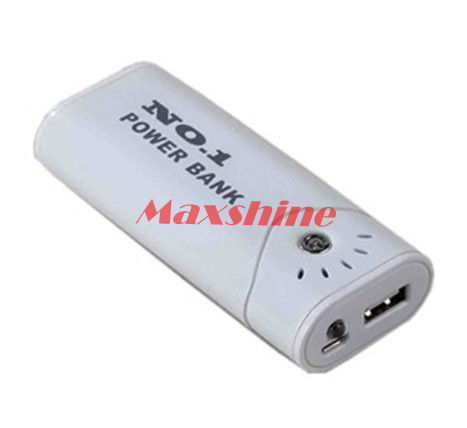 5200mah Power Bank With Led Torch