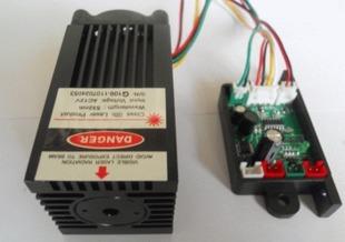 532nm 100mw 150mw 30mw 50mw 80mw Green Laser Module With Ttl Modulation For
