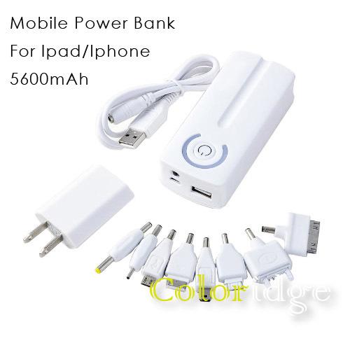5600mah Mobile Power Bank