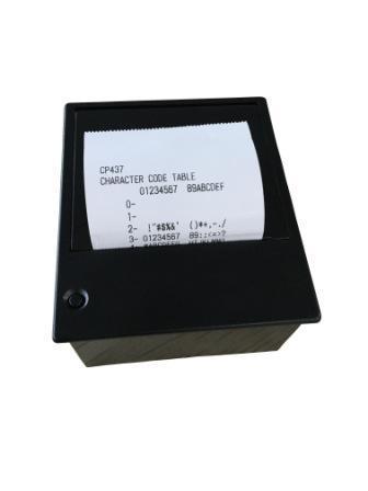 58mm Thermal Panel Printer Tc501a