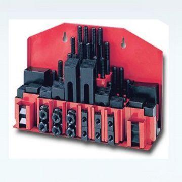 58pcs Steel Clamping Kits