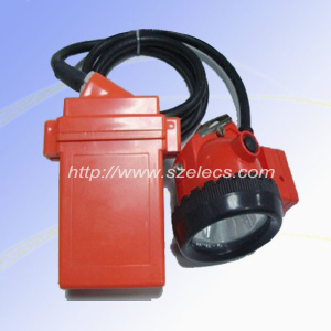 5ah Cree Led Methane Alarm Miner S Lamp 4500lux