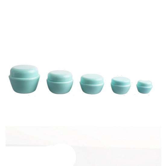 5g 10g 20g 30g 50g Mushroom Shape Mini Empty Plastic Sample Jar Inquire Now