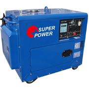 5kw Silence Diesel Generator