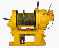 5t Pnuematic Winch For Petroluem Industry Taian Juling Xjfh