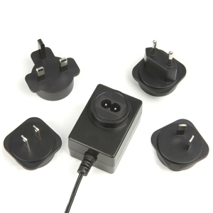 5w Power Supplies With Exchangeable Plugs