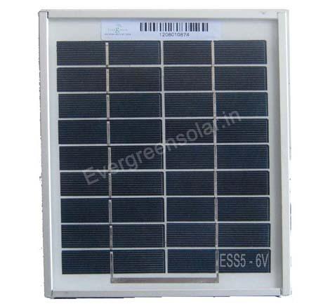 5wp 6v Solar Module Panel