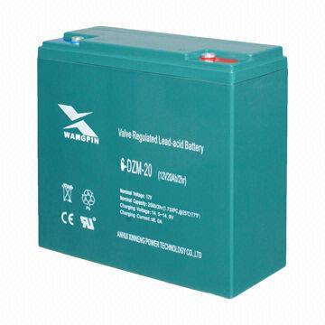 6 Dzm 20 12v20ah Lead Acid Battery