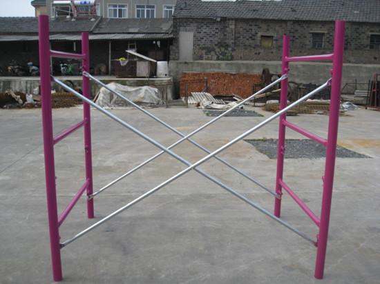 6 X4 Shoring Frame Scaffolding
