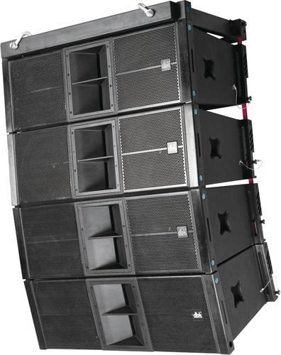 600 Watts Pro Speakers In Audio El 212