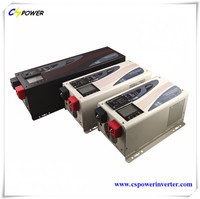 6000w Pure Sine Wave Inverter With Build In Ac Charger