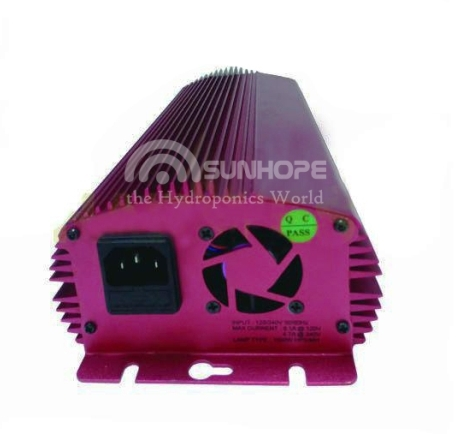 600w 750w 1000w Low Frequency Fan Cooled Electronic Ballast