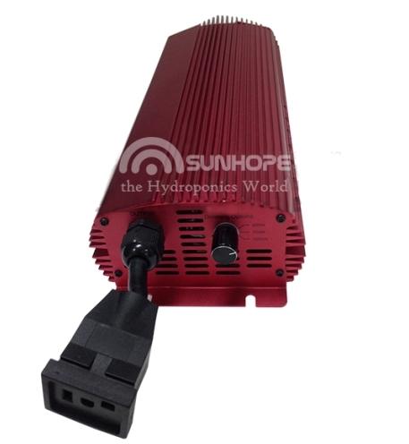 600w 750w 1000w Low Frequency Non Fan Cooled Electronic Ballast