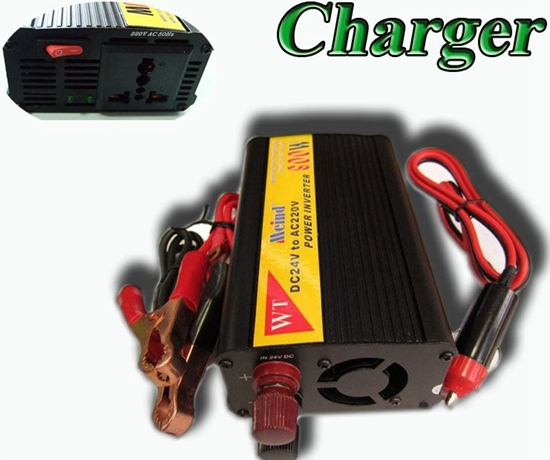 600w Power Inverter Car Inverters Supply Watt Charger