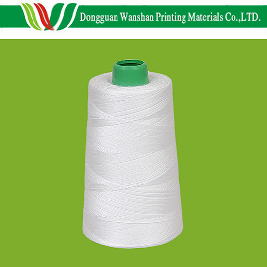 603 Polyester Cotton Sewing Thread For Book Binding Bookbinding