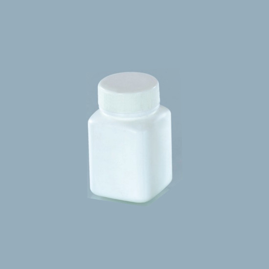 60ml Plastic Square Medicine Pill Bottle