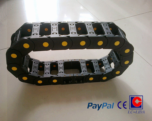 65 Series Bridge Type Total Enclosed Electrical Cable Drag Chain