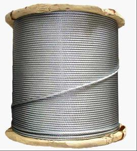 6x7 Fc Stainless Steel Wire Rope Sln