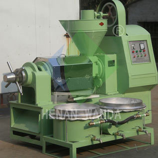 6yl 120a Combined Screw Oil Press