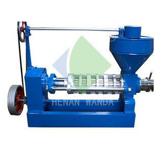 6yl 130 Screw Oil Press